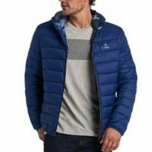 Barbour Harg Quilted Hooded Puffer Jacket
